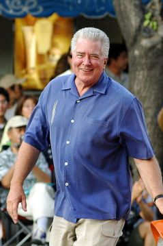 "Huell marching in a parade in California back in 2007. (Photo by Flick user, ""Joits."")"