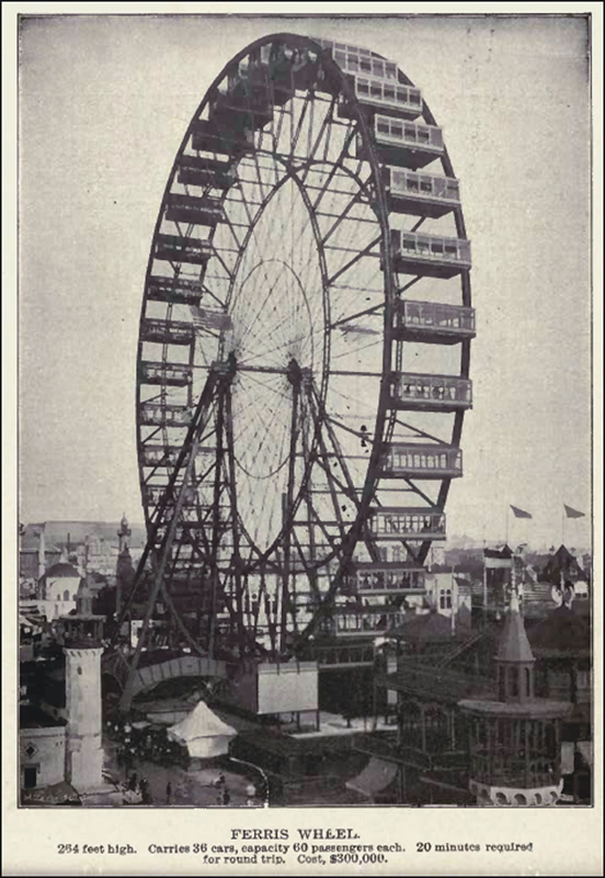 Ferris Wheel, Chicago