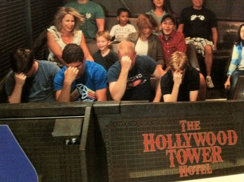 funny-rollercoaster-roller-coaster-tim-tebow-tebowing