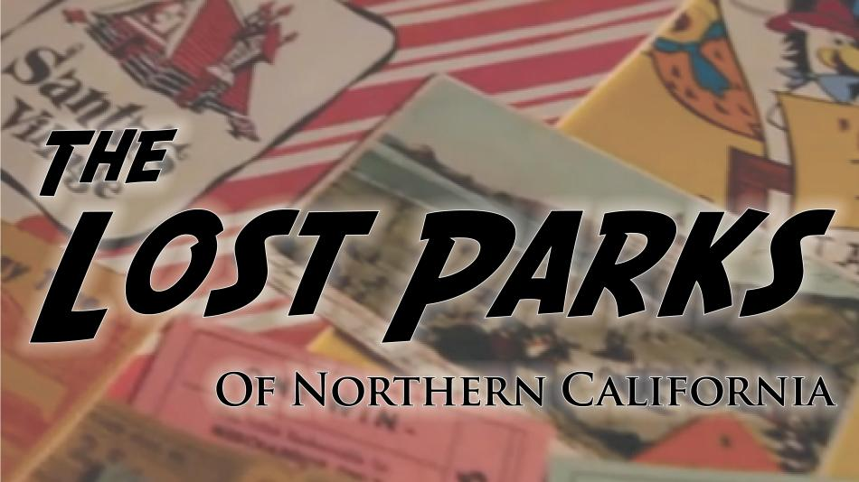 Lost Parks Title Card
