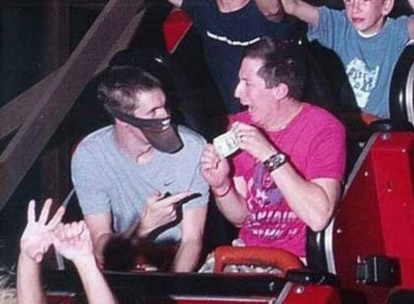Roller-Coaster-Funny-Face-5