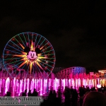 World of Color at Disney California Adventure Park. Photo (c) 2013 Great american Thrills and Kris Rowberry