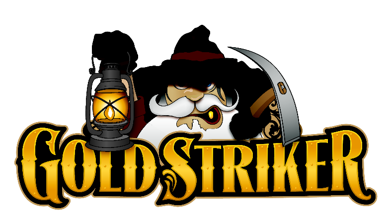 Gold Striker logo