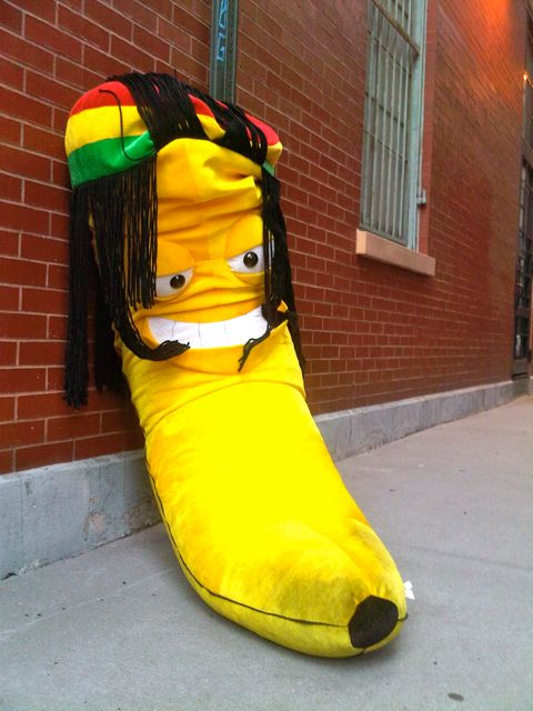 "This ""Rasta Banana"" was worth so much to a man, that he blew his life savings trying to win it."