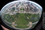 Gateway Arch at Jefferson Western Expansion Memorial. Photo (c) 2013 Great American Thrills and Kris Rowberry.
