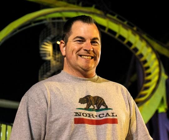 Kris Rowberry, Roller Coaster Expert