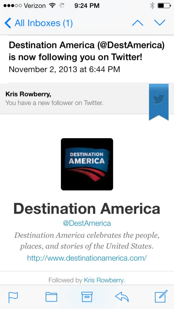 Destination America follows Great American Thrills