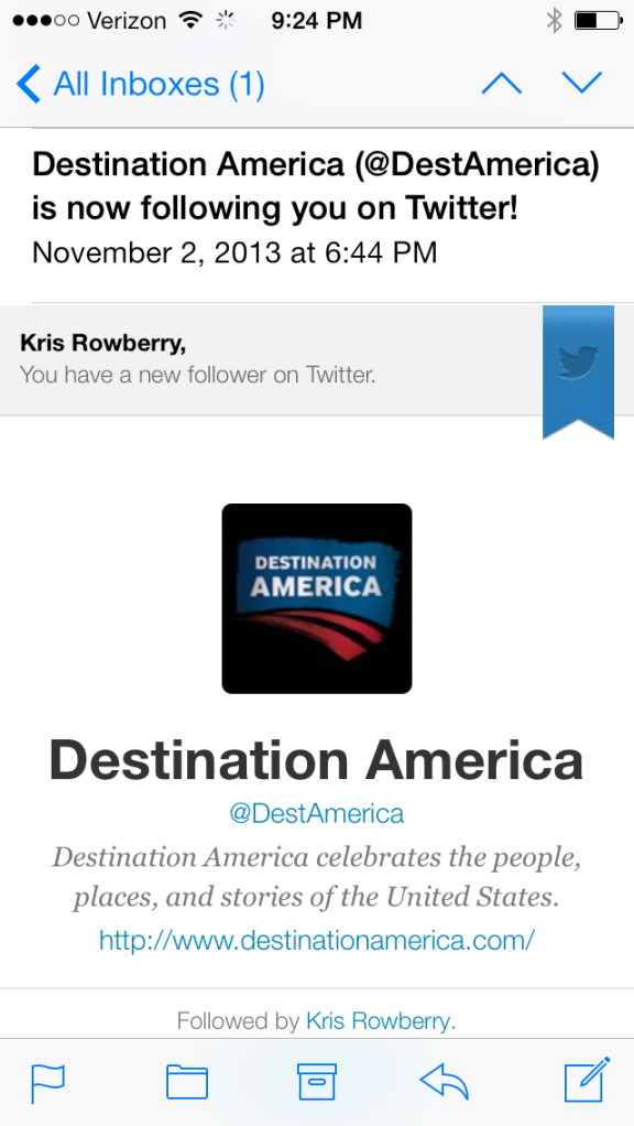 Destination America follows Great American Thrills