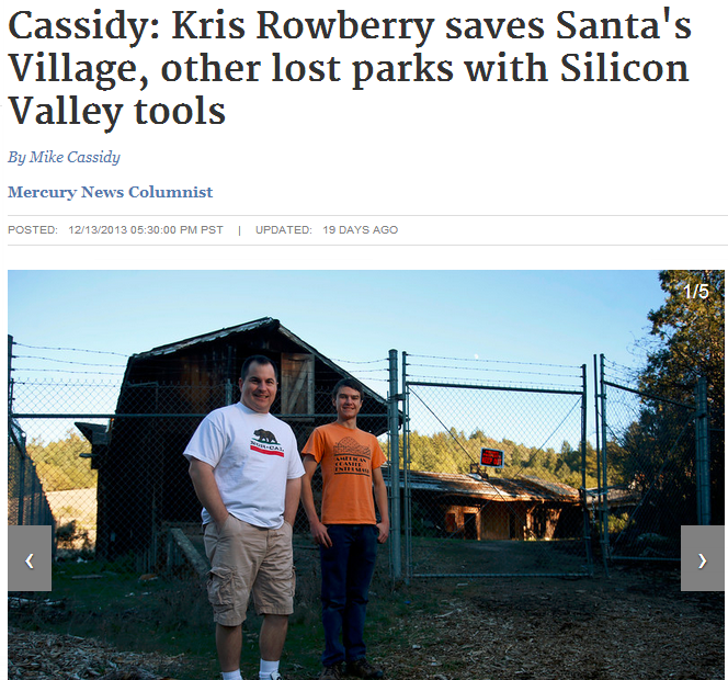 Mercury News Cassidy