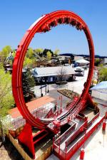 Photo courtesy of Six Flags Discovery Kingdom Media Relations