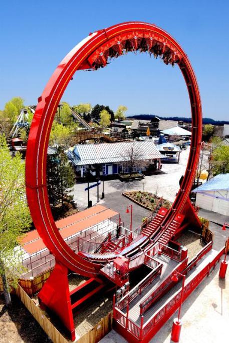 Photo courtesy of Six Flags Discovery Kingdom