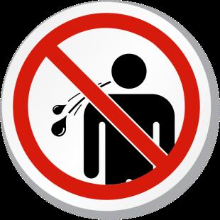Image result for spitting