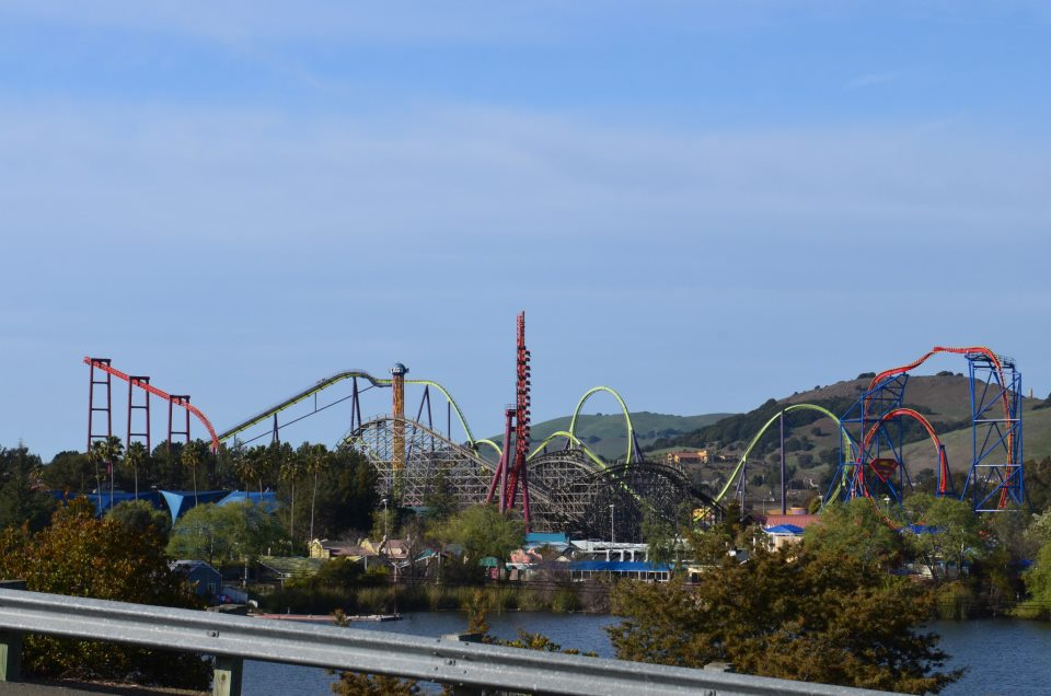 Six Flags Discovery Kingdom | Great American Thrills®