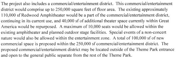 CGA Entertainment District