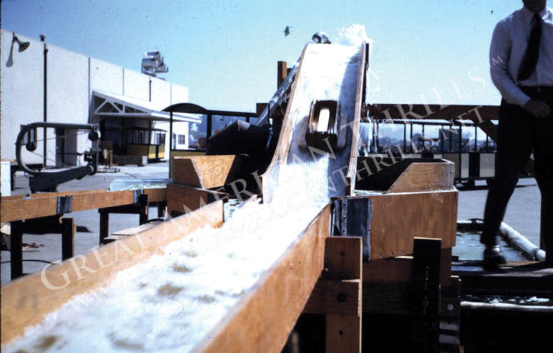 Arrow Development Log Flume Prototype