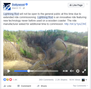 Dollywood No Show