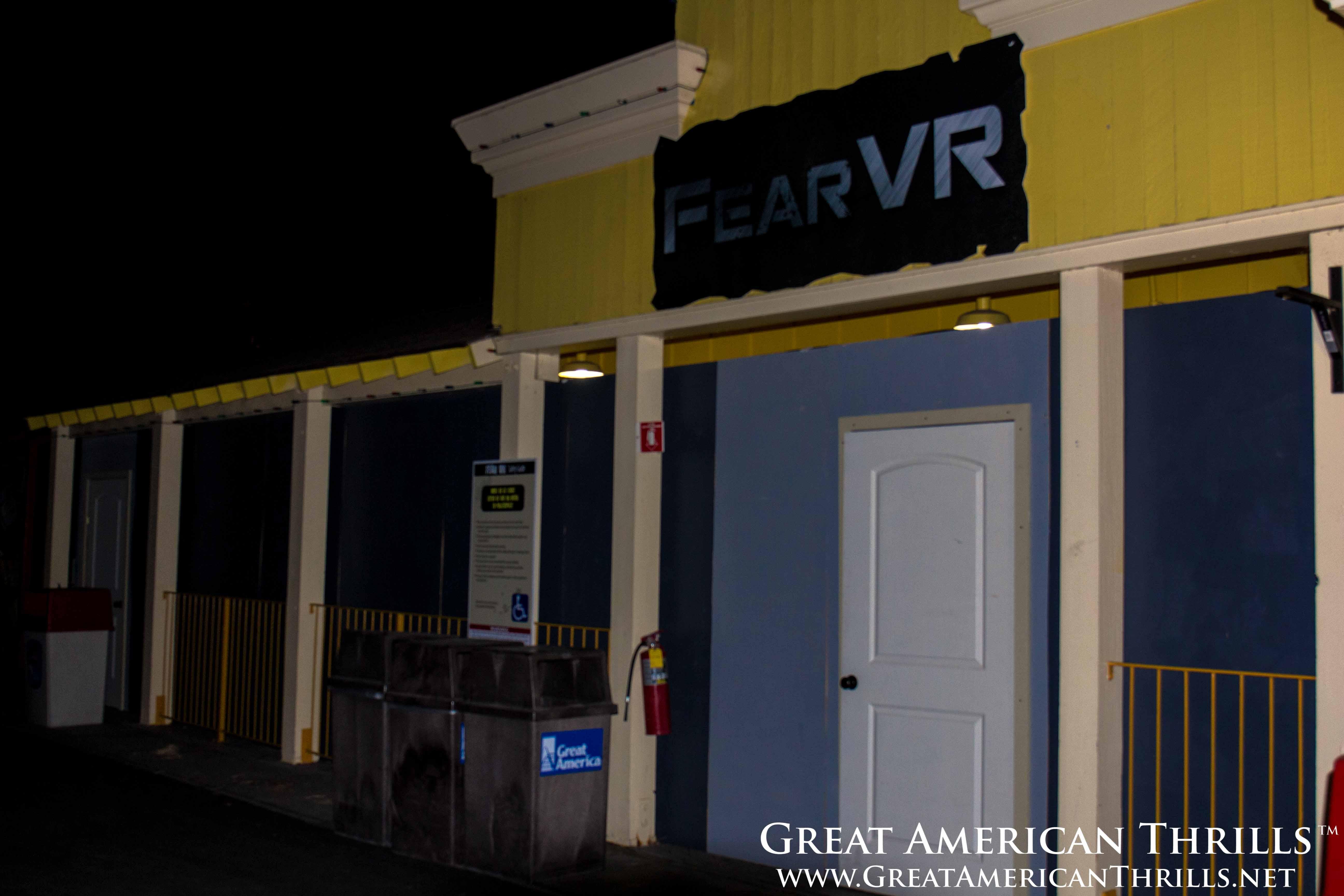 Fear: 5150 at California's Great America